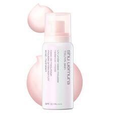 Shu Uemura Tsuya Skin SPF30 PA +++ Антивозрастной увлажняющий тональный мусс-база под макияж 50 г