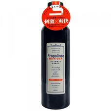 Propolinse Re fresh Ополаскиватель для рта освежающий с сильным мятным ароматом для удаления никотинового налета 600 мл