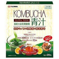 Yuwa Аодзиру и Комбуча ферментированный экстракт чайного гриба № 20