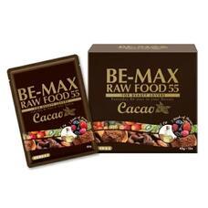 Очищение от шлаков, токсинов, солей тяжелых металлов BE-MAX RAW FOOD 50 Cacao со вкусом какао 15 пакетиков