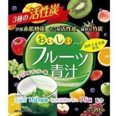 YUWA Аодзиру с молочнокислыми бактериями и 3 видами активированного угля № 20