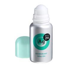 Shiseido Шариковый дезодорант с серебром Ag+ аромат детской присыпки 40 мл