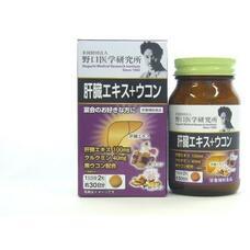 Noguchi Medical Research Institute Комплекс для здоровой печени № 60