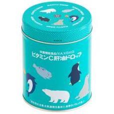 Рыбий жир и витамин С со вкусом апельсина KAWAI № 300