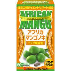 Maruman African Mango Комплекс для быстрого похудения в области талии с эллаговой кислотой № 60