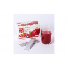 Аодзиру из красных овощей и фруктов Shinnippai Yakuhin № 15
