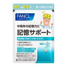 FANCL Memory Support Восстановление и поддержка памяти № 60