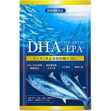 DUEN DHA EPA с наттокиназой, льняным и кунжутным маслом № 60