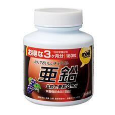 ORIHIRO MOST Цинк и витамины группы B жевательные таблетки со вкусом винограда № 180