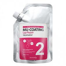 Бальзам для укрепления и ламинирования волос SECRET KEY Mu-Coating LPP Repair Treatment 480 гр