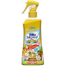 Спрей 3 в 1 от комаров, клещей и мошек с гиалуроновой кислотой Fumakilla insect repellent for skin 200 мл