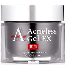 Dr. Ci: Labo Acneless Gel EX Лечебный гель против акне и воспалений 80 гр