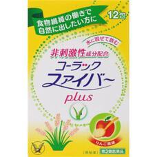 Taisho Colac Fibre plus Натуральный препарат от запоров 12 пакетиков