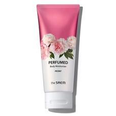 THE SAEM Perfumed B Лосьон парфюмированный для тела Perfumed Body Moisturizer Peony 200мл