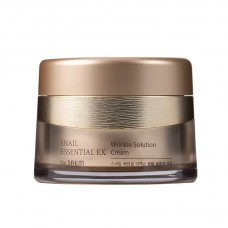 THE SAEM Snail Essential Крем для глаз антивозрастной Snail Essential EX Wrinkle Solution Eye Cream 30ml