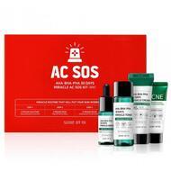 SOME BY MI 30DAYS Набор для проблемной кожи AHA/BHA/PHA 30 DAYS MIRACLE AC SOS KIT 4