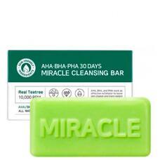SOME BY MI 30DAYS Мыло для проблемной кожи с AHA BHA кислотами AHA.BHA.PHA 30 Days Miracle Cleansing Bar 106g