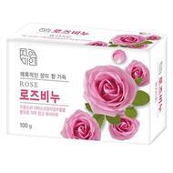 MUKUNGHWA Soap Мыло туалетное Rose Beauty Soap 100g