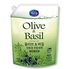 MUKUNGHWA Средство для мытья посуды Olive&Basil Dishwashing Detergent 1.2L