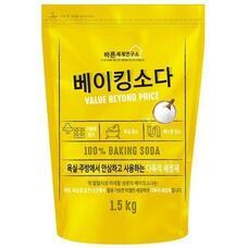 MUKUNGHWA Чистящее средство (Good Detergent Laboratory) Baking Soda 1.5kg