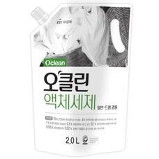MUKUNGHWA Средство для стирки O'Clean Liquid Laundry Detergent-2.0L (refill)