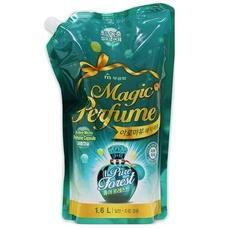 MUKUNGHWA Кондиционер для белья Concentrated Fabric Softner Aroma VIU Magic Perfume (Pure Forest) (refill) 1.6L