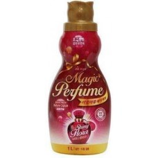MUKUNGHWA Кондиционер для белья Concentrated Fabric Softner Aroma VIU Magic Perfume (Shiny Flora) (jug) 1L