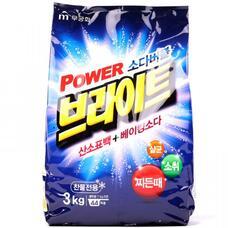 MUKUNGHWA Power Bright Стиральный порошок Power Bright Refill Type 3kg