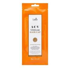 LA'DOR Маска-шапка для волос ACV VINEGAR HAIR CAP 30G