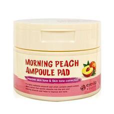 EYENLIP Пады пропитанные эссенцией MORNING PEACH AMPOULE PAD 120ml (100 pcs)