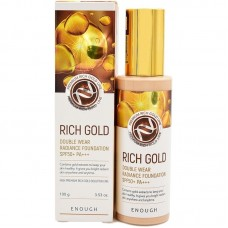 ENOUGH RG Основа тональная Rich Gold Double Wear Radiance Foundation #13 100мл
