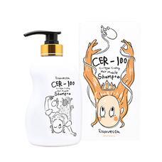 ELIZAVECCA CER-100 Шампунь коллагеновый elizavecca  CER-100 collagen coating hair muscle shampoo 500мл