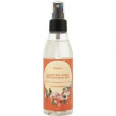 DEOPROCE BODY Спрей DEOPROCE MILKY RELAXING PERFUMED BODY MIST LIMITED EDITION LOVELY MOMENT 150мл