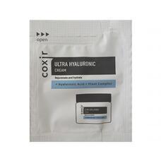 COXIR Hyaluronic Увлажняющий крем пробник Ultra Hyaluronic Cream sample 2ml