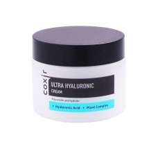 COXIR Hyaluronic Увлажняющий крем Ultra Hyaluronic Cream 50ml