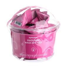AYOUME MINI Маска для лица с каламиновой пудрой Ayoume Enjoy Mini Wash-off Pack НАБОР (set 30штх3гр)