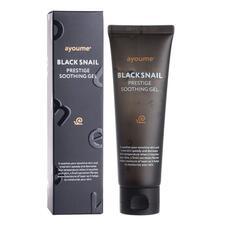 AYOUME Black Snail Гель для лица с муцином черной улитики AYOUME BLACK SNAIL PRESTIGE SOOTHING GEL 120ml