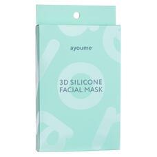 AYOUME 3D Маска силиконовая для косметических процедур 3D SILICONE FACIAL MASK 1шт