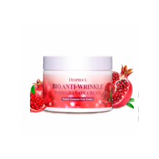 Deoproce Bio Anti-Wrinkle Pomegranate Cream Биокрем против морщин с экстрактом граната 100 гр