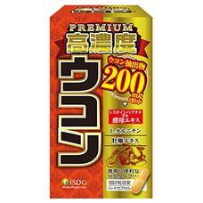 ISDG Premium Ukon Высококонцентрированный экстракт куркумы, устриц и орнитина для печени № 60