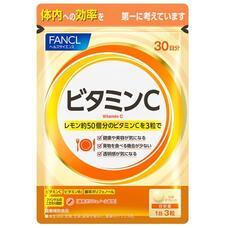 Fancl Витамин С с полифенолами чая № 90