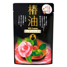 WINS Premium Увлажняющий шампунь для волос с маслом камелии и цветочным ароматом мягкая упаковка 400 мл