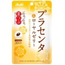 Asahi Placenta & Royal Jelly Плацента с маточным молочком № 60