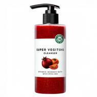 WONDER BATH Очищающий детокс-гель Wonder Bath SUPER VEGITOKS CLEANSER [RED] 300ml
