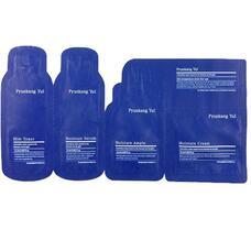 PYUNKANG YUL Pyunkang Yul Набор пробников для лица Sample Pouch 2 (Mist toner, Cleansing Foam, Moisture Ampoule, Moisture Cream) 1*4
