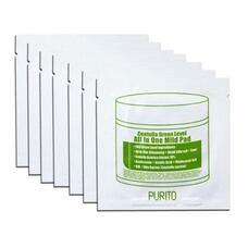 PURITO Centella Пэды с центеллой PURITO Centella Green Level All In One Mild Pad 10EA (travel size) 10шт