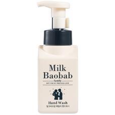 MILK BAOBAB Family Пенка для рук очищающая MilkBaobab Family Hand Wash 300мл