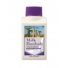 MILK BAOBAB TBP Лосьон для тела MilkBaobab Body Lotion Baby Powder Travel Edition 70мл