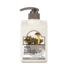 MILK BAOBAB PWS Лосьон для тела MilkBaobab Perfume Body Lotion White Soap 250мл