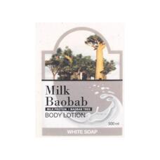MILK BAOBAB OWS Лосьон для тела MilkBaobab Original Body Lotion White Soap Pouch 10ml